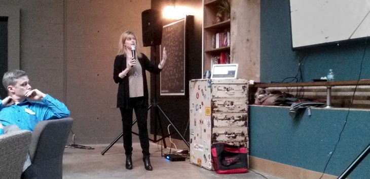 Amplifying Your Content Marketing with Julie Perry